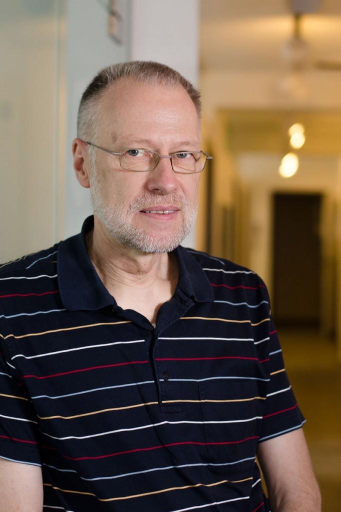 Karl-Heinz Wiens, Zahntechniker-Meister